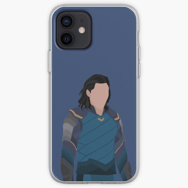 God of Mischief  iPhone Soft Case