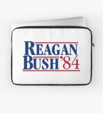 Reagan Bush Laptop Sleeve
