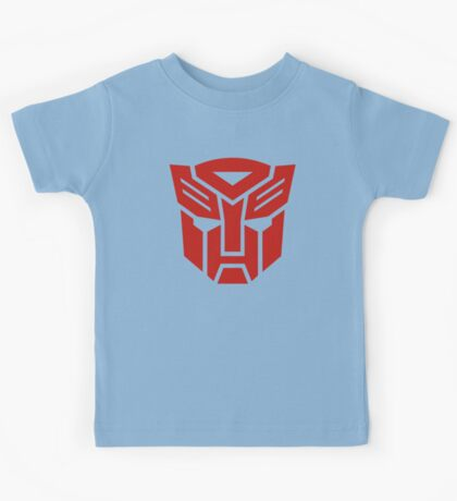 Autobot Kids Clothes