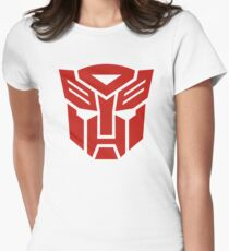 Autobot Women's Fitted T-Shirt