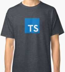 TypeScript Classic T-Shirt
