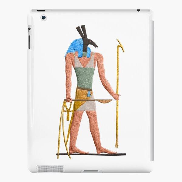 Seth - Ancient Egyptian God of Chaos iPad Snap Case