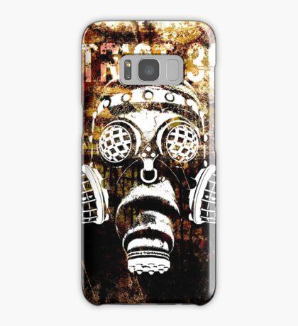 Another Steampunk / Cyberpunk Gas Mask Samsung Galaxy Case/Skin