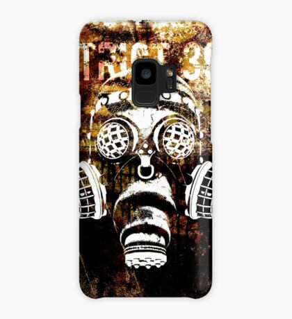 Another Steampunk / Cyberpunk Gas Mask Case/Skin for Samsung Galaxy