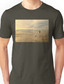 The Girl and The Seagull T-Shirt