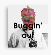 Buggi'n OUT Canvas Print