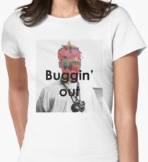 Buggi'n OUT Womens Fitted T-Shirt