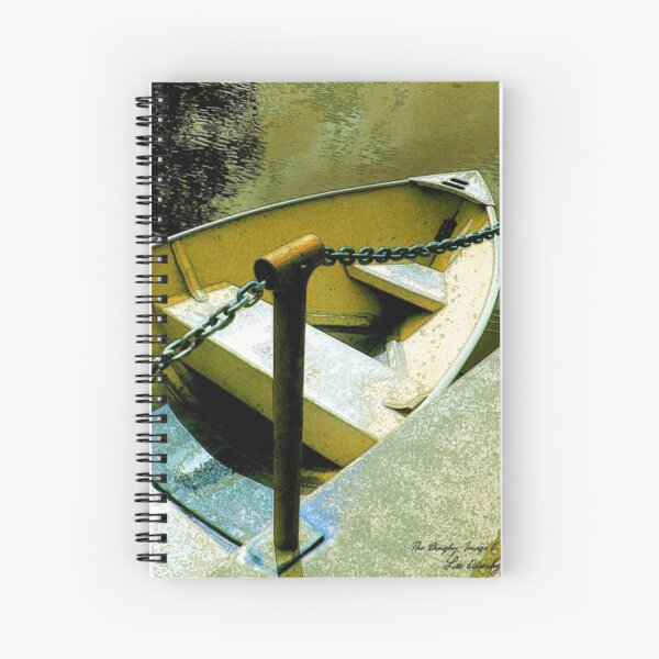 The Dinghy Spiral Notebook