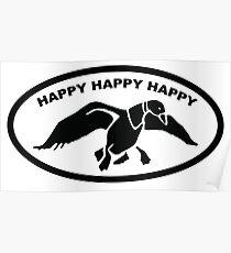 Happy happy happy Poster