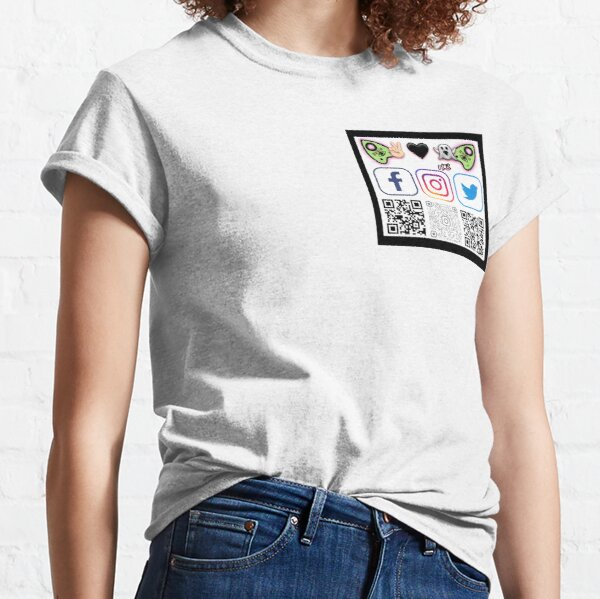 Or So They Say... QR  Classic T-Shirt