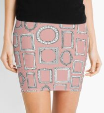picture frames mimosa Mini Skirt