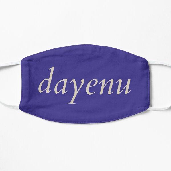 dayenu [cream] Flat Mask
