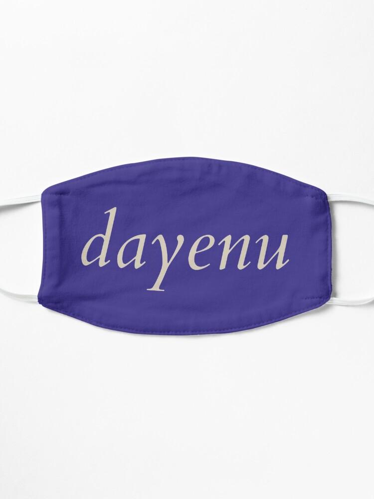 Alternate view of dayenu [cream] Mask