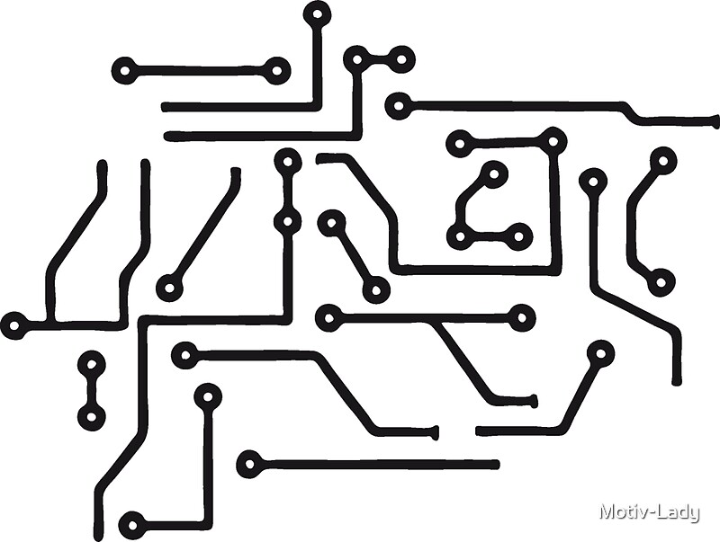 u0026quot circuitry lines microchip disk pattern cool lines