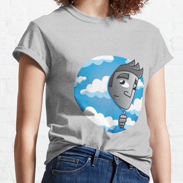 I am NOT coming out today, feeling a bit anxious! Classic T-Shirt