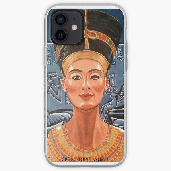 Nefertiti iPhone Soft Case