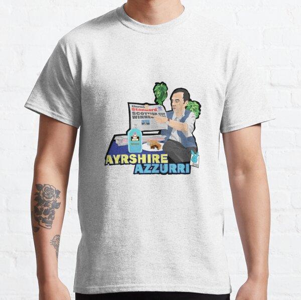 Ayrshire Azzurri Classic T-Shirt