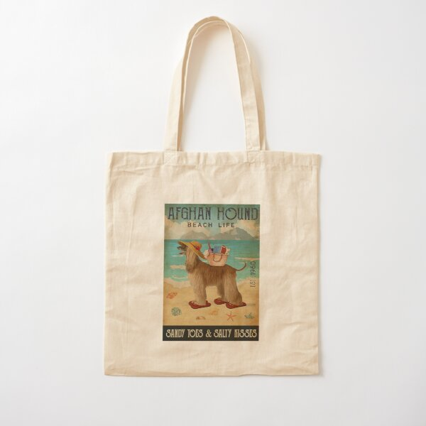 Fantasy Dog Canvas Tote for Mother/'s Day~Funny Lady Dog Market Bag~Dog Lover Art Bag~Humorous Dog Gift~CUTE Funny Dog Lover Gift