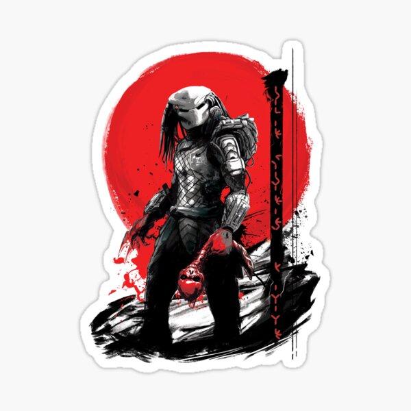"""Hunter's Moon""- Predator Sticker"