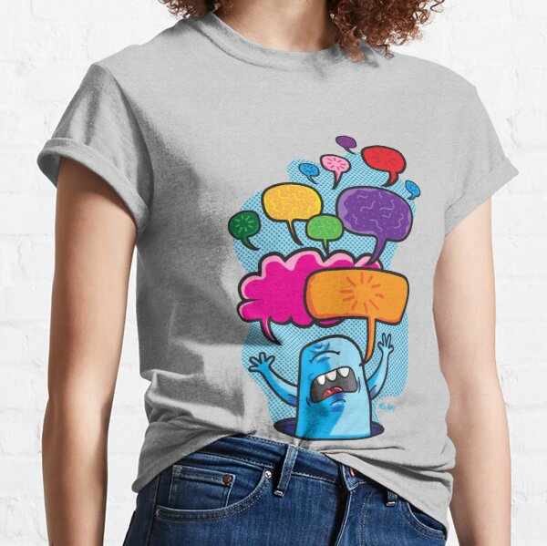 Colourful Language Classic T-Shirt