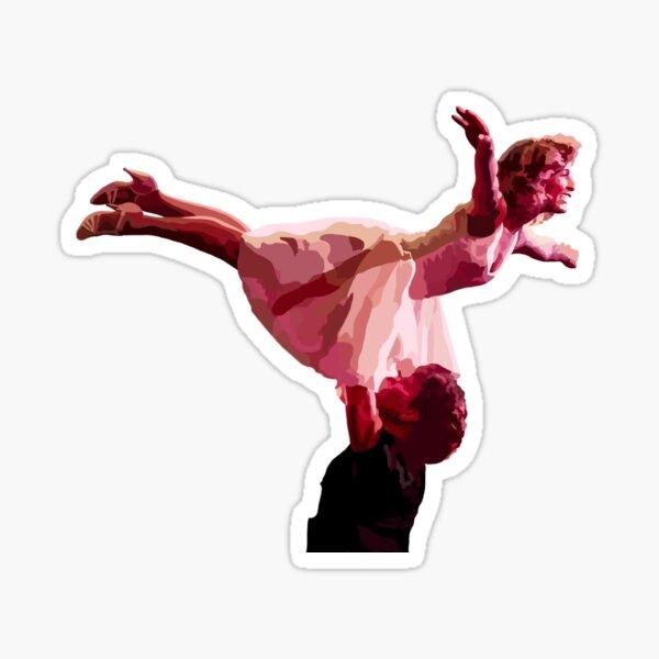 Dirty Dancing Lift Sticker