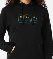Ba Na Na Outlined Lightweight Hoodie