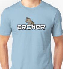"""Archer - Babou """"Fox eared asshole"""" Unisex T-Shirt"""