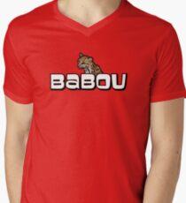 Babou Men's V-Neck T-Shirt