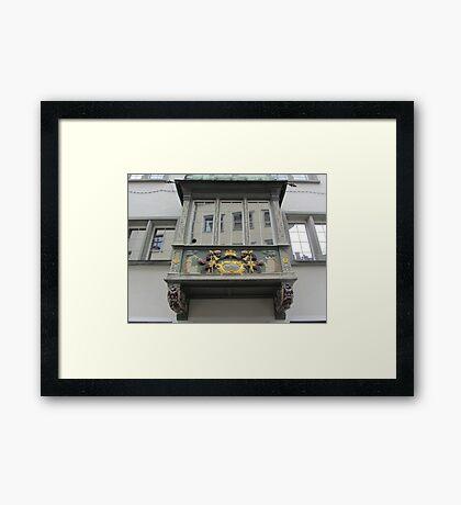 Sankt Gallen, Switzerland Framed Print