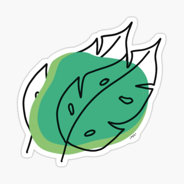Monstery Sticker
