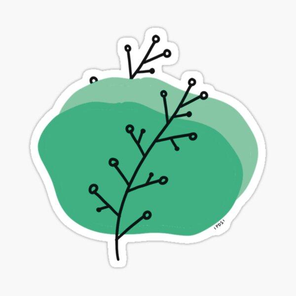 Branchy Sticker
