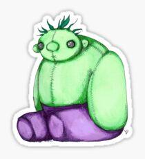 Plushie Smash Sticker