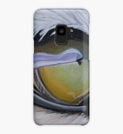 Tigers eye Case/Skin for Samsung Galaxy