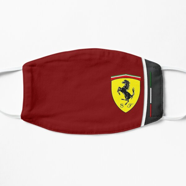 Ferrari F1 2021 Mascarilla