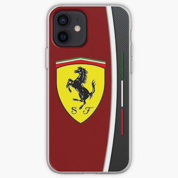 Ferrari F1 2021 iPhone Soft Case