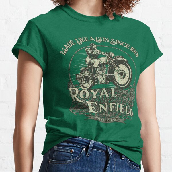 Enfield Cycle Co. Ltd. 1901 Classic T-Shirt