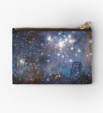 Adventures in Time and Space Studio Pouch