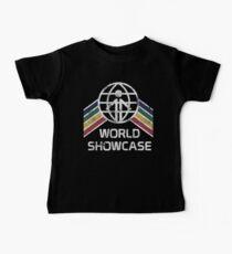 World Showcase T-Shirt Baby Tee