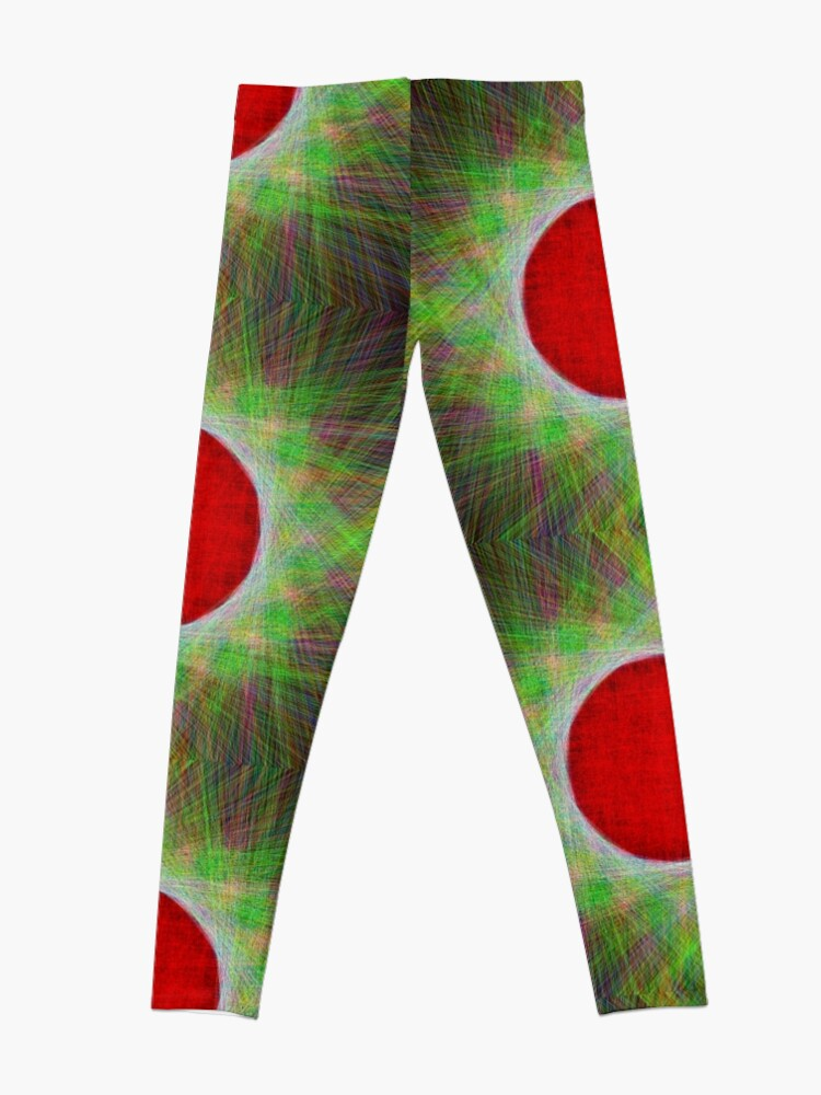 Alternate view of Red Button Planet Leggings