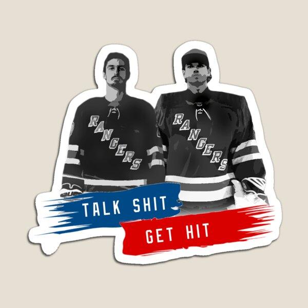 talk shit / get hit Magnet
