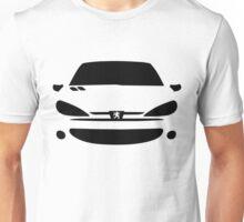 Peugeot 206 Unisex T-Shirt