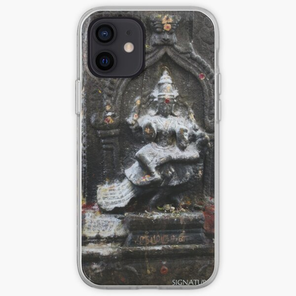 Dancing Shiva in the Temple iPhone Soft Case