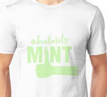 Absolutely Mint Unisex T-Shirt