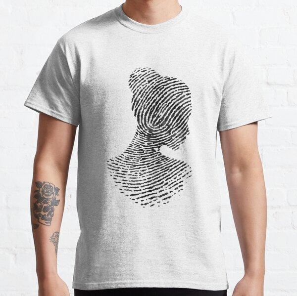 Fingerprint Portrait Classic T-Shirt
