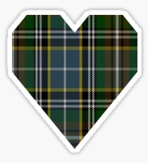 00183 Clodagh/Cork District Tartan  Sticker