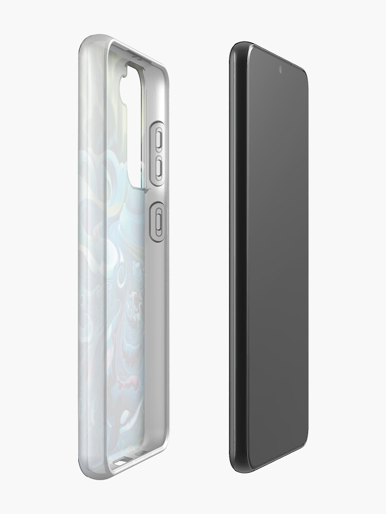 Alternate view of Free Floe Case & Skin for Samsung Galaxy