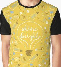 shine bright Graphic T-Shirt