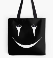 Creepy Face Tote Bag
