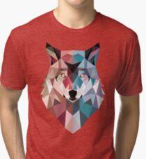GeoWolf Tri-blend T-Shirt