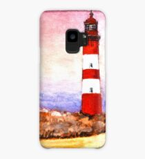 North Sea lighthouse Amrum Case/Skin for Samsung Galaxy